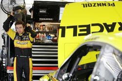 Ryan Blaney, Team Penske, Ford Fusion Menards/Duracell