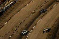 Max Chilton, Carlin Chevrolet, Gabby Chaves, Harding Racing Chevrolet, Josef Newgarden, Team Penske Chevrolet
