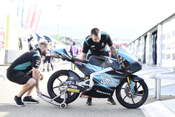 Bike of Adam Norrodin, Petronas Sprinta Racing