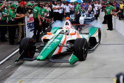 Kyle Kaiser, Juncos Racing, Chevrolet