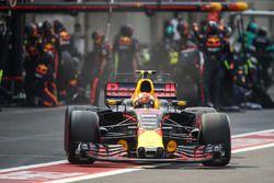 Пит-стоп: Макс Ферстаппен, Red Bull Racing RB13