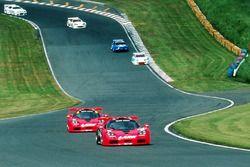 Ralf Schumacher, Naoki Hattori, McLaren F1 GTR, David Brabham, John Nielsen, McLaren F1 GTR