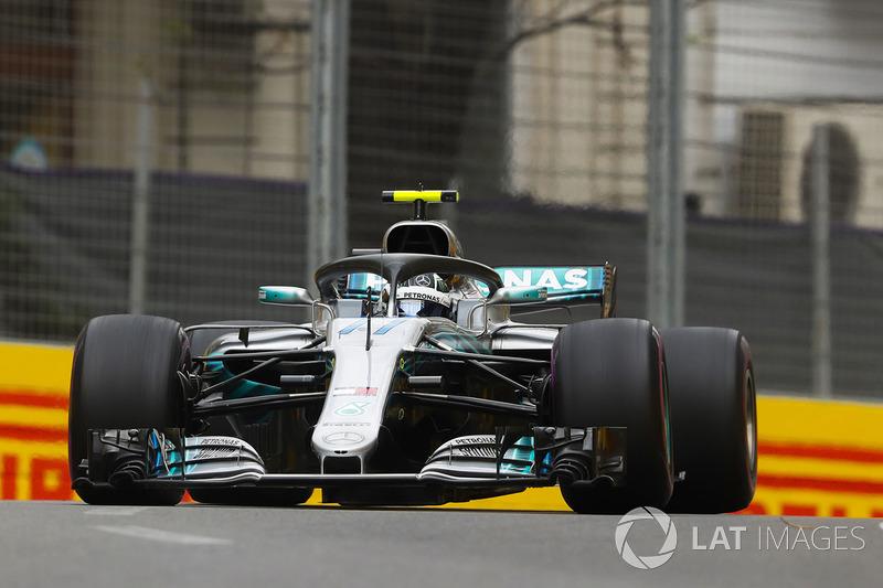 3: Валттери Боттас, Mercedes AMG F1 W09 – 1:41.837