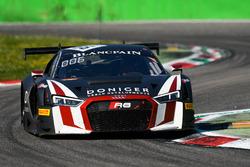#66 Attempto Racing Audi R8 LMS: Pierre Kaffer, Nicolas Pohler, Jeffrey Schmidt