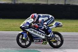 Luca Gresini, Gresini Racing Junior Team