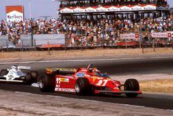 Жиль Вильнев, Ferrari 126CK