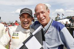 #7 Acura Team Penske Acura DPi, P: Helio Castroneves, with TE McHale