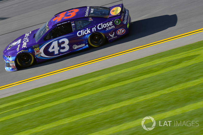 7. Darrell Wallace Jr., Richard Petty Motorsports, Ford