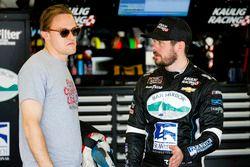 Ryan Truex, Kaulig Racing, Bar Harbor / Sea Watch International Chevrolet Camaro e Parker Kligerman