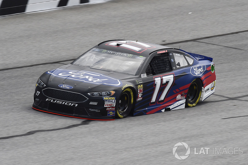 6. Ricky Stenhouse Jr., No. 17 Roush Fenway Racing Ford Fusion