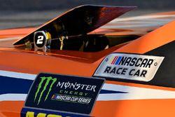 Brad Keselowski, Team Penske Ford Fusion tapa de campana