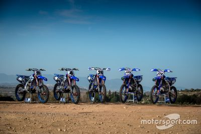Yamaha MXGP Team 2018