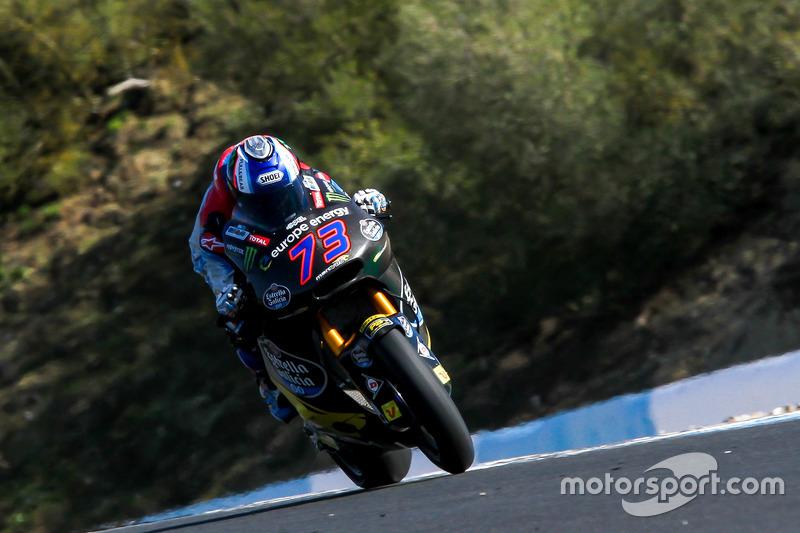 Alex Márquez, Estrella Galicia 0,0 Marc VDS