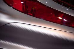 Renault Trezor concept cockpit detail