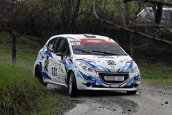 Jean-Marie Renaud, Manu Guex, Peugeot 208 DMAX Swiss