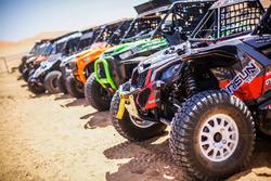 SSV vehicles lineup
