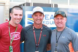 Ben Spies, Colin Edwards, Kenny Roberts Jr.
