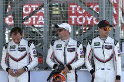 Patrick Pilet, Nick Tandy, Earl Bamber, Porsche Team North America