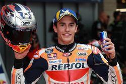 Pole position de Marc Márquez, Repsol Honda Team
