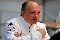 Frederic Vasseur, Alfa Romeo Sauber F1 Team, Teambaas