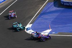 Alex Lynn, DS Virgin Racing, Antonio Felix da Costa, Andretti Formula E Team. & Sam Bird, DS Virgin Racing