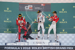 Nikita Mazepin, ART Grand Prix, Anthoine Hubert, ART Grand Prix, Callum Ilott, ART Grand Prix