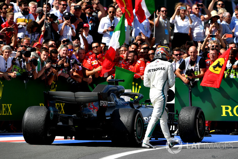 9) Lewis Hamilton, 2018 British Grand Prix