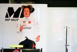 Ralph Boschung, MP Motorsport