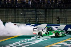 Ben Rhodes, ThorSport Racing, Ford F-150 Alpha Energy Solutions celebrates