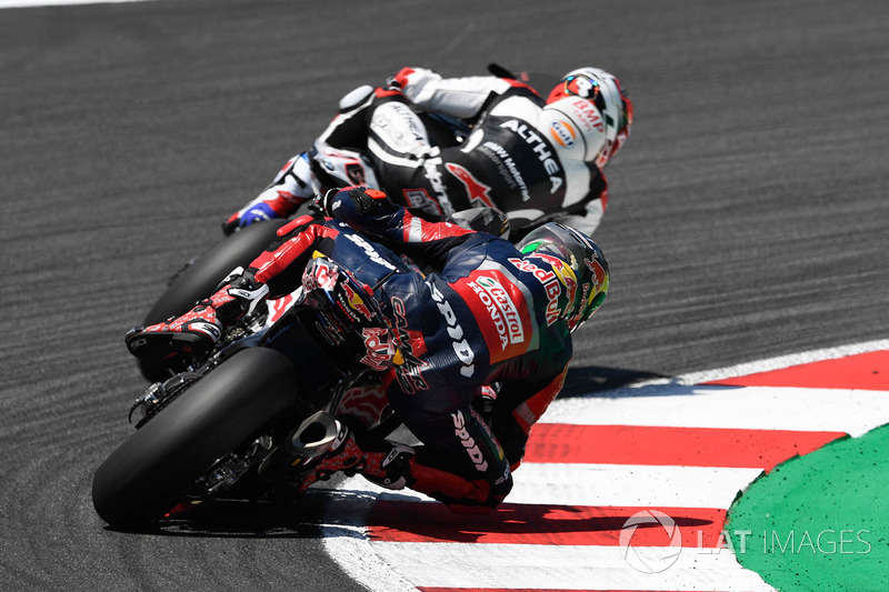 Leon Camier, Honda WSBK Team, Loris Baz, Althea Racing