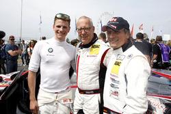 #22 Wochenspiegel Team Monschau Ferrari 488 GT3: Georg Weiss, Christian Menzel, #60 Securtal Sorg Rennsport BMW M4 GT4: Nico Menzel