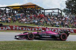 Jack Harvey, Meyer Shank Racing with SPM Honda