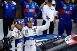 #66 Chip Ganassi Racing Ford GT, GTLM: Dirk Muller, Joey Hand