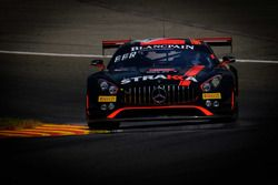 #44 Strakka Racing Mercedes-AMG GT3: Rubens Barrichello, Felipe Fraga, Christian Vietoris