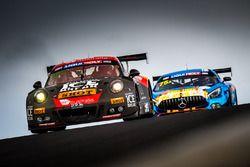#12 Competition Motorsports Porsche 991 GT3R: David Calvert-Jones, Patrick Long, Matt Campbell, Alex