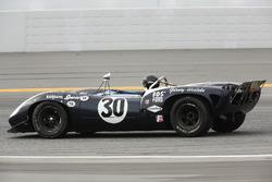 Auto sportiva vintage