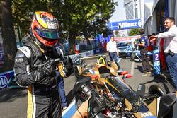 Jean-Eric Vergne, Techeetah gana el Santiago ePrix