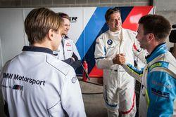 Ganadores de la pole #43 BMW Team Schnitzer BMW M6 GT3: Augusto Farfus, Chaz Mostert, Marco Wittmann