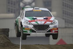 Paolo Andreucci, Peugeot 208 R5 T16