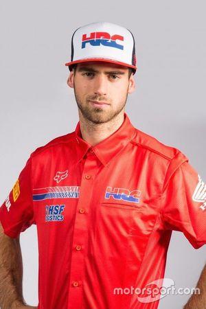 Brian Bogers, Honda