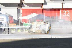 Accidente de Oliver Solberg, Ford Fiesta WRC