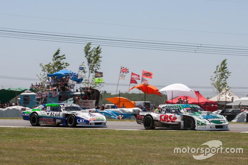 Carlos Okulovich, Maquin Parts Racing Torino, Santiango Mangoni, Dose Competicion Chevrolet