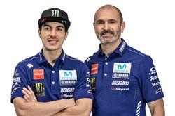 Maverick Viñales, Yamaha Factory Racing, Massimo Meregalli, Yamaha Factory Racing Team Director