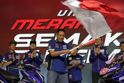 M. Abidin, General Manager After Sales & Motor Sports PT. Yamaha Indonesia Motor Manufacturing (YIMM)