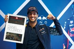 Daniel Ricciardo, Red Bull Racing, Overtake of the Year 2017
