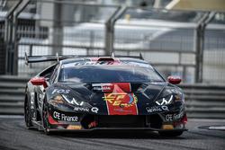 #70 GDL Racing Lamborghini Huracan ST: Mario Cordoni, Steve Liquorish, Rick Yoon