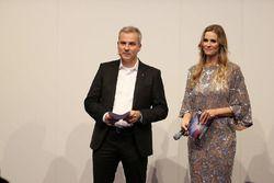 Глава BMW Motorsport Йенс Марквардт и Ив Шир