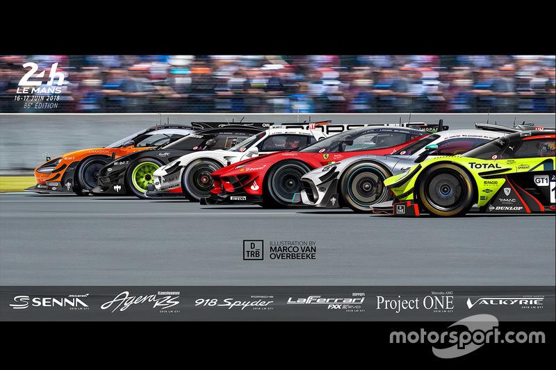 Lineup GT1