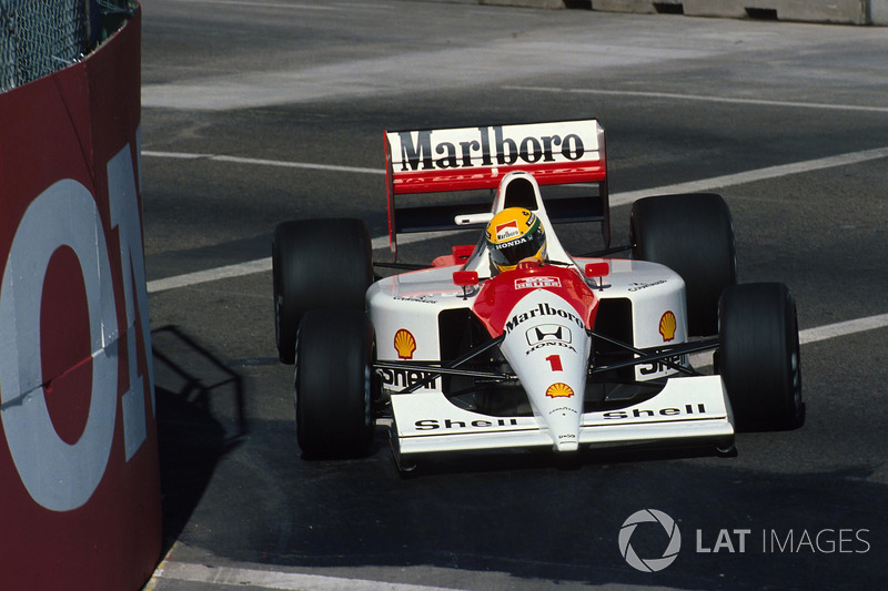 1991 - McLaren