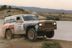 Juan Porcar, Nissan